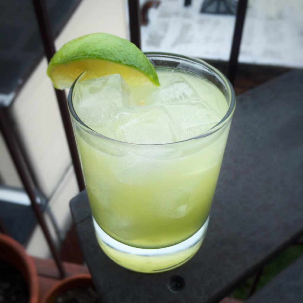 cucumber-jalapeño-margarita